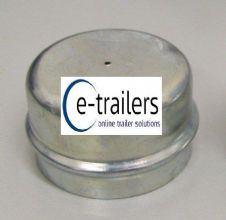 "50mm TRAILER GREASE DUST CAP FOR OFTEN USED ON 4"" & 100mm PCD UNBRAKED HUBS"